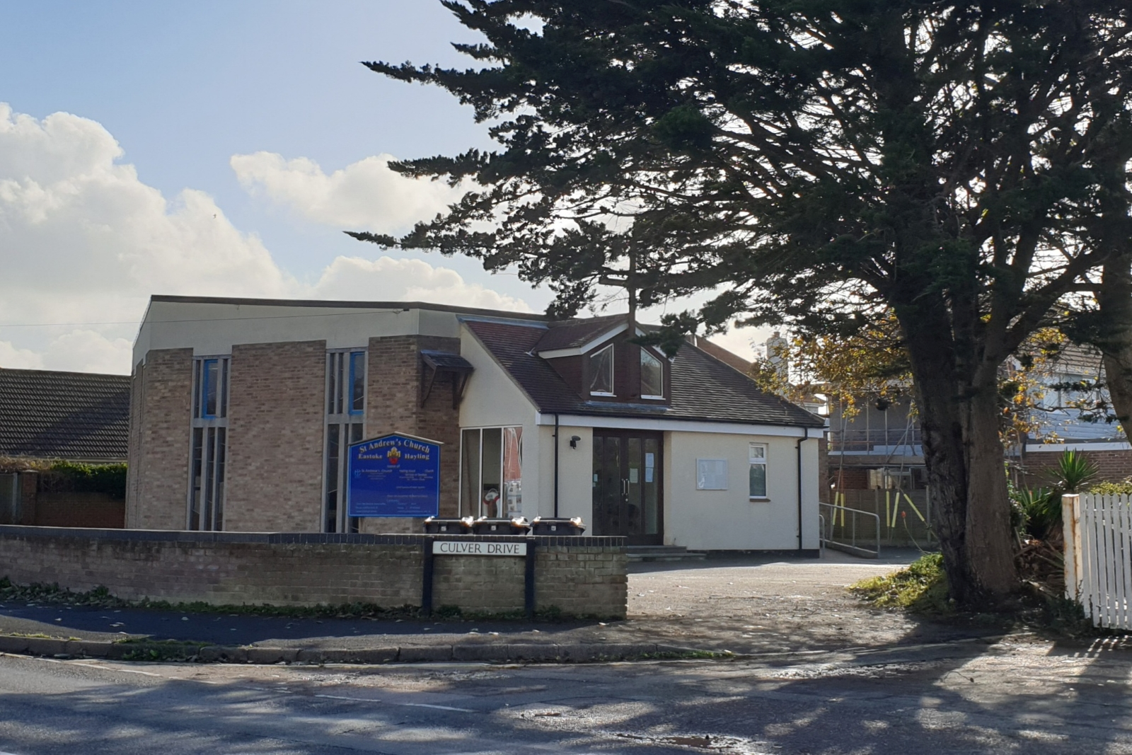 St Andrews Church, Southwood Road